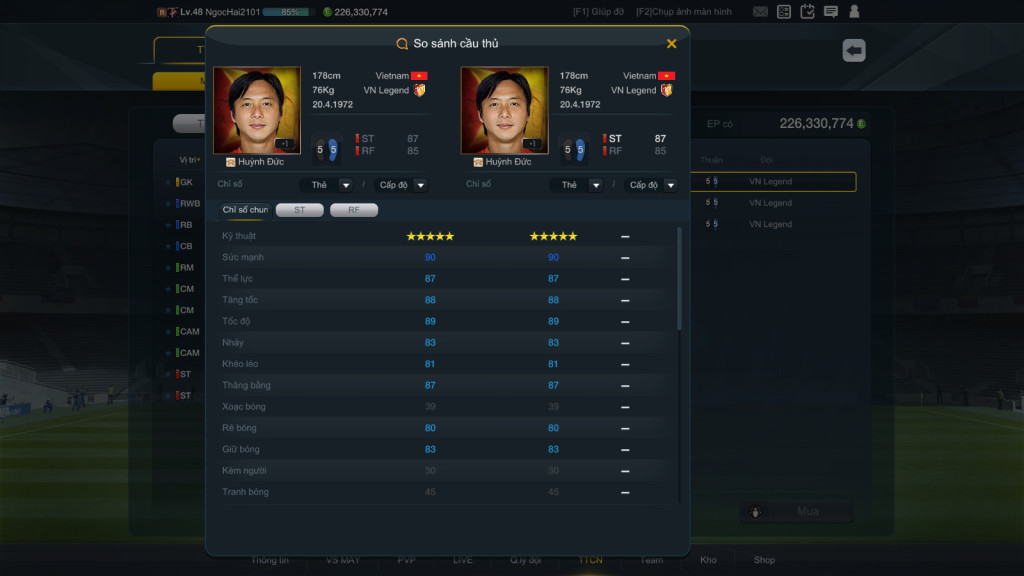 huynh duc fifa online 3