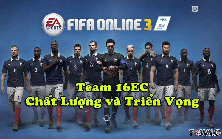 team 16ec chat luong