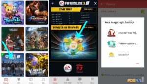 vong quay may man gas garena