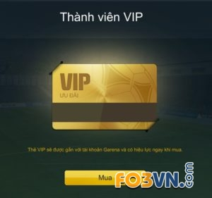 the vip fifa online 3